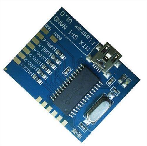 Matrix Nand Programmer Mtx Spi Nand Flasher V1.0 Fast Usb Spi Nand Programmer pu