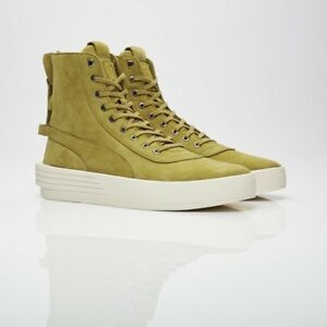 b3ce07e74b54 Puma XO Parallel x The Weeknd Olive Green 365039-03 Size 7-13 100 ...