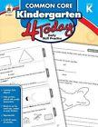Common Core Kindergarten 4 Today: Daily Skill Practice by Carson Dellosa Publishing Company (Paperback / softback, 2014)