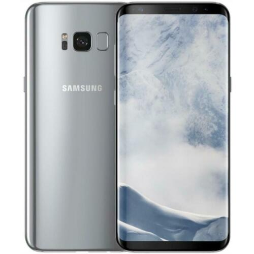 Samsung Galaxy S8 Plus - G955U Factory Unlocked (Verizon AT&T T-Mobile) Silver