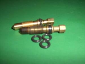 VW Rabbit Scirocco CIS Fuel Injector Seal Kit 8