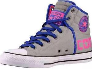 b72329fd6b78 NEW CONVERSE CT SWAG HI PH CHUCK TAYLOR ALL STAR PHAETON GREY ...
