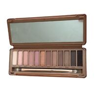 Naked 3 Eyeshadow 12 Color Palette By Urban Decay In Box