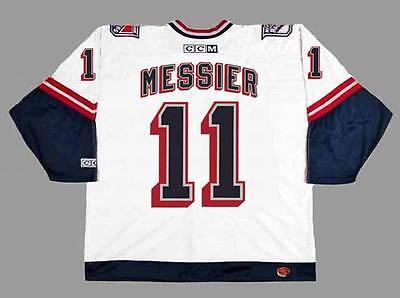 Outlet New Jersey >> MARK MESSIER New York Rangers CCM Throwback Liberty NHL Hockey Jersey | eBay