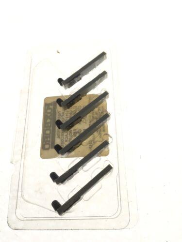 NEW IN BOX H113 FOXBORO L0121CN BLACK CIRCULAR CHART RECORDER FIBER TIP PENS
