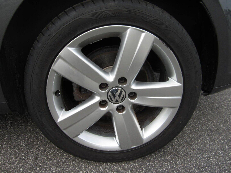 Brugt VW Touran TSi 140 Highline DSG i Solrød og omegn