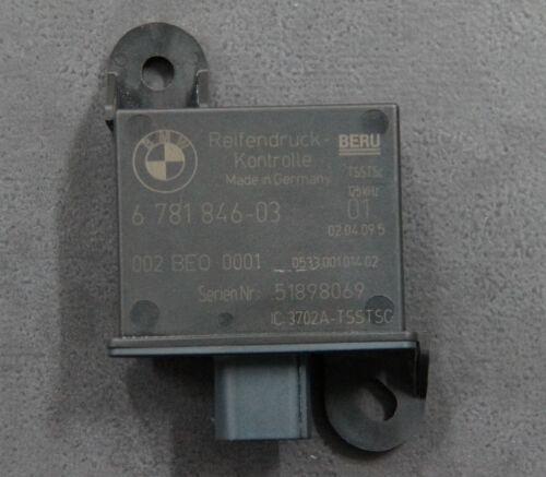 BMW X5 M E70 6er E63 7er F01 Triggersender RDC Transmitter Reifendruck 6781846