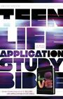 Teen Life Application Study Bible (2012, Leather)