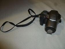 OLYMPUS IS-30 DLX 35MM SLR FILM CAMERA GLASS ASPERICAL LENS PANORAMA