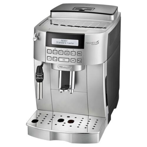 DELONGHI ECAM 22.320.sb caffè completamente automatica ARGENTO termoblocco-sistema di riscaldamento