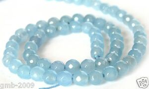 6mm-Natural-Sky-Blue-Faceted-Aquamarine-Round-Gemstone-Loose-Beads-15-034