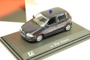 1-43eme-FIAT-PUNTO-CARABINIERI-CARARAMA-Reference-143040