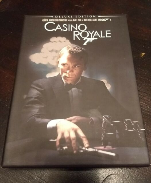 Casino Royale - Deluxe Edition . . . 3DVD-Pack im edlen Schuber - James Bond 007