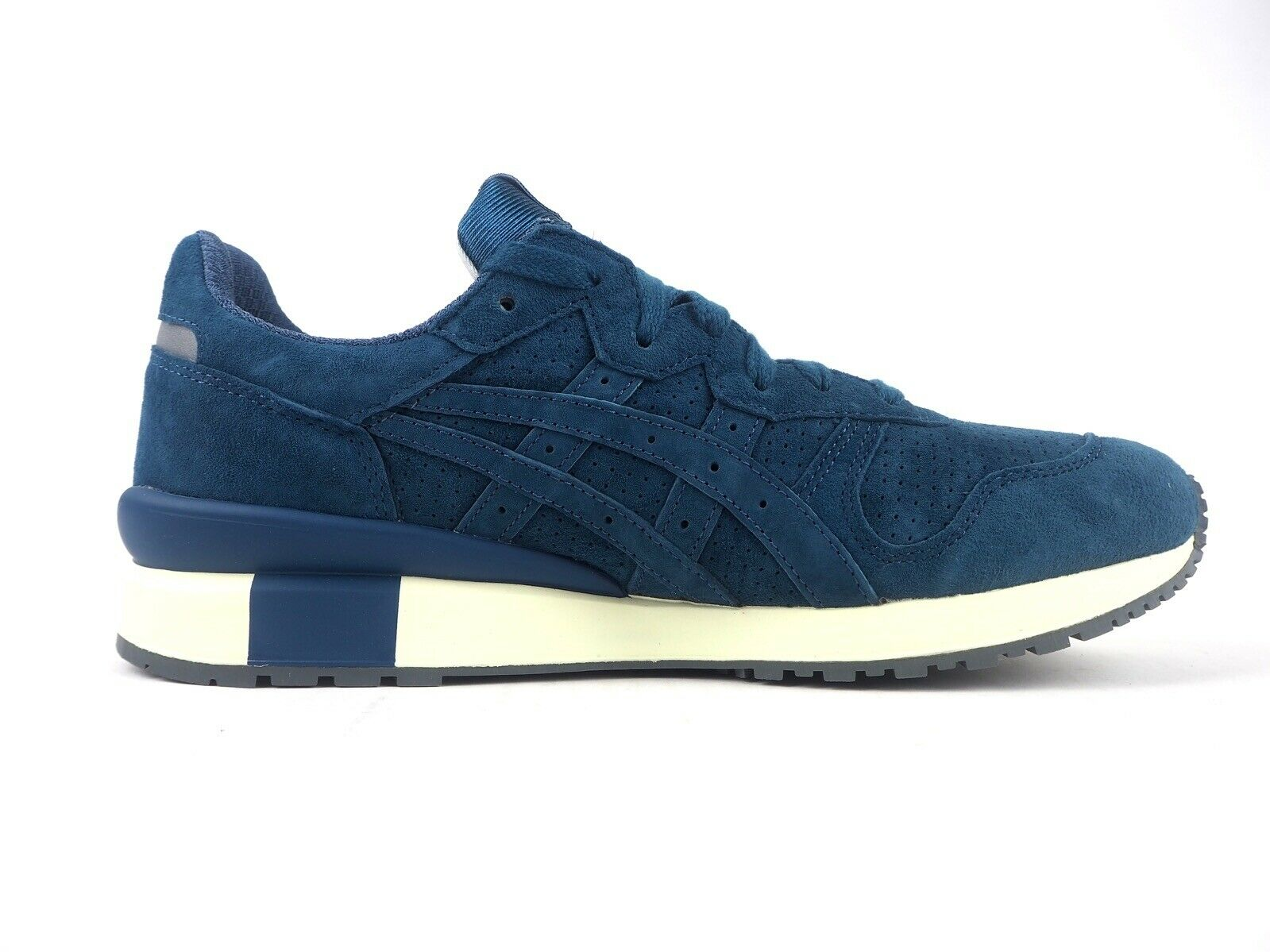 Onitsuka Tiger Tiger Ally D701L 4545 Ink bluee Lace Up Leather Casual Trainers