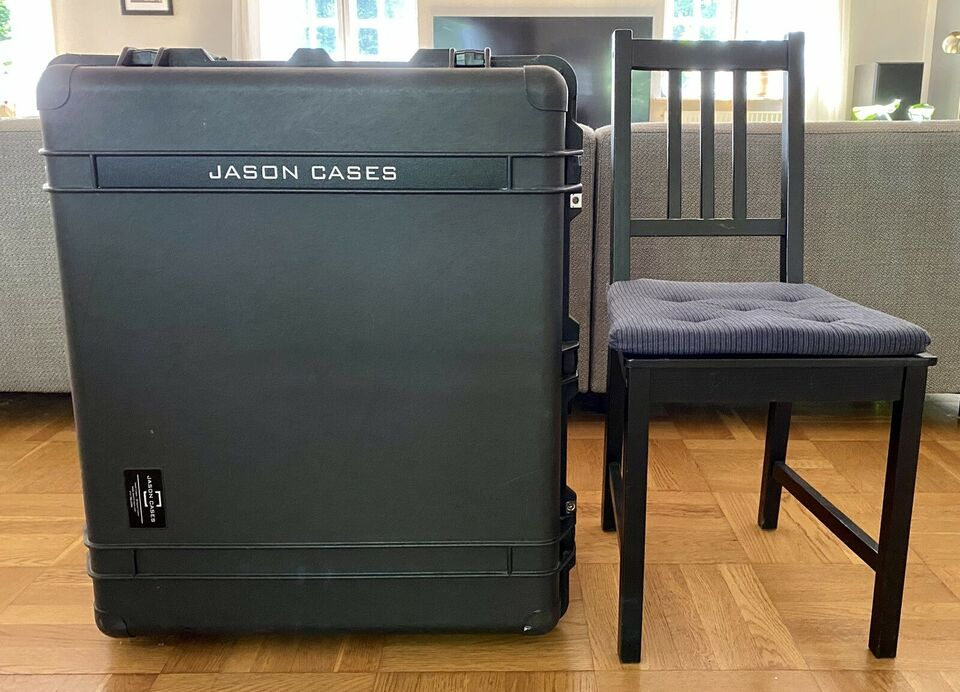 "Pelican Case by Jason Cases til iMac 27"", Jason Cases iMac"