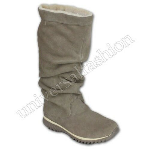 Ladies K SWISS Boots Womens Shoes Blade Light Recover Mid Calf Fur Lined Snow