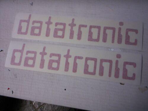 2 massey ferguson datatronic stickers decals