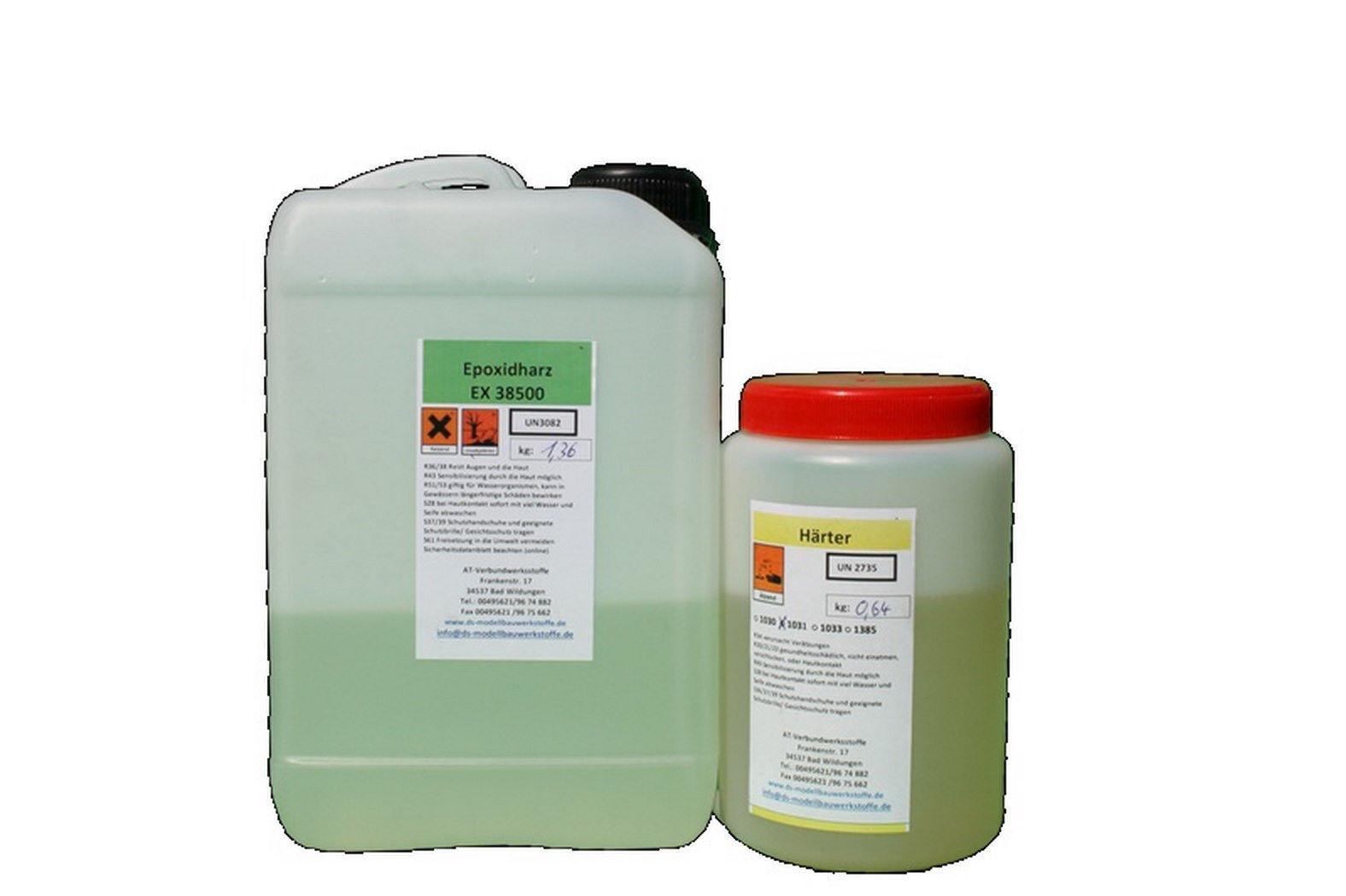 20 kg Laminierharz Laminierharz Laminierharz AT-EL60 Epoxidharz für Laminate aus Glas-und Carbonfasern b67105
