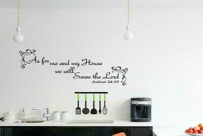 Bless This Home And All Who Enter Vinyl Wall Decals Quotes Bible Verse Psalms