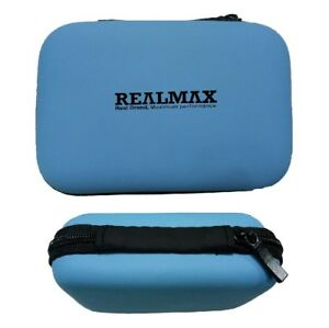 Blue-Water-Proof-PULeather-Digital-Camera-Case-Cover-Bag-Sony-Samsung-Cannon-Nik