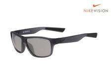 NIKE PREMIER 6.0 EV0789 Sunglasses 061 Matte Anthracite/Grey/Flash Silver Lenses
