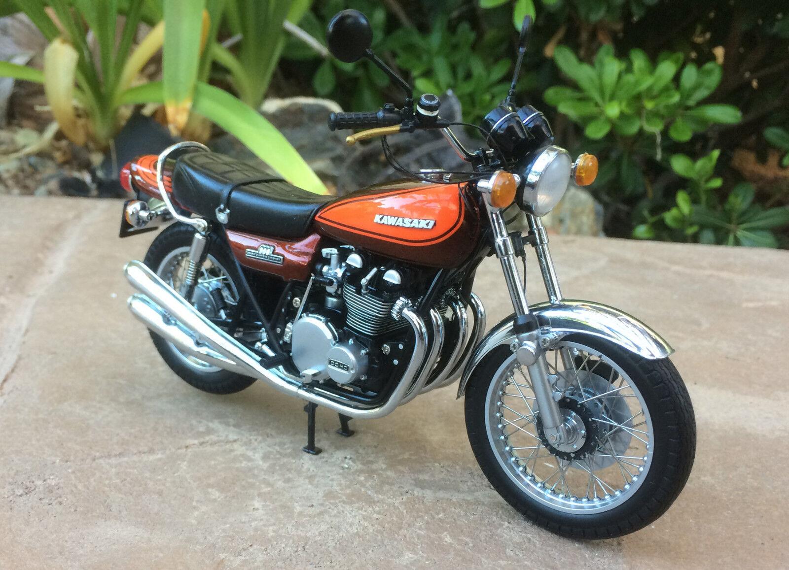 Minichamps 122164100 Kawasaki 900 Z1 1973 braun   Orange 1 12 - NEW