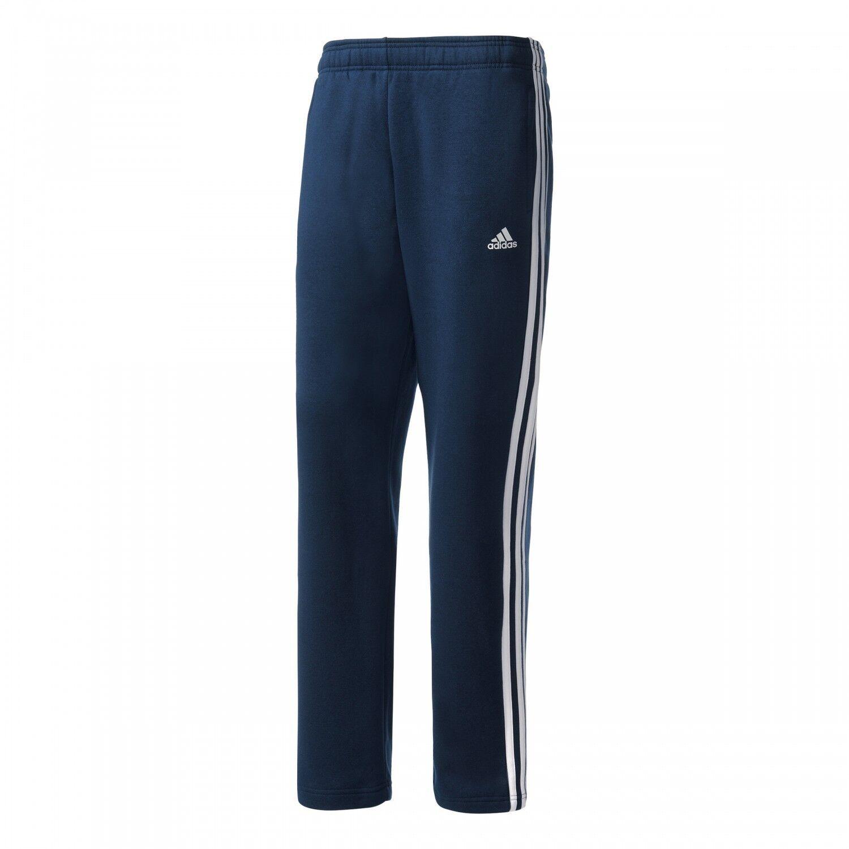ADIDAS Essentials 3s regular regular regular in pile Pant Pantaloni allenamento bk7428 Navy be0546