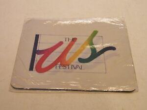Apple-Wozniak-US-Festival-Mouse-Pad-Mousepad-NEW