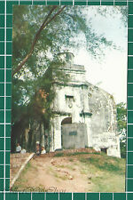 CWC   Postcards   Malaya   1950s St. Paul's Church Malacca #3326 Near Mint