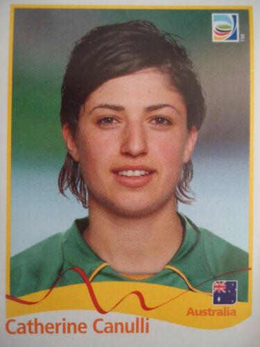 Panini 287 Catherine Canulli Australien FIFA Women's WM 2011 Germany Fußball