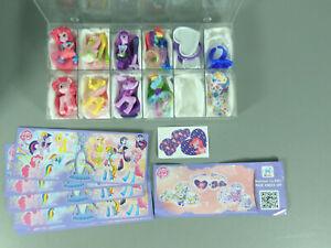 HPF-My-Little-Pony-Komplettsatz-2-Spielzeuge-alle-BPZ