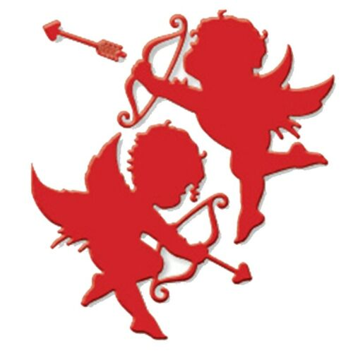 Cupid Arrow Metal Cutting Dies Stencils for DIY Scrapbooking Photo Valentine …