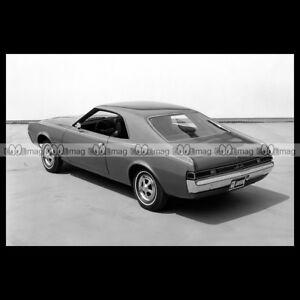 #pha.003078 Photo AMC JAVELIN 1968 Car Auto e05au7c7-09101225-864082691