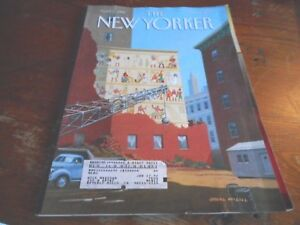 APRIL-1-1996-NEW-YORKER-vintage-magazine-DEMOLITION-ARCHEOLOGY