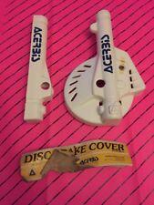 Acerbis Disc Fork Guard Cover Ktm 80 1986 1987 1988 RARE