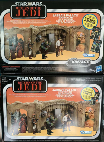 Star Wars The Vintage Collection Jabba/'s Palace Adventure Set Walmart Exclusive