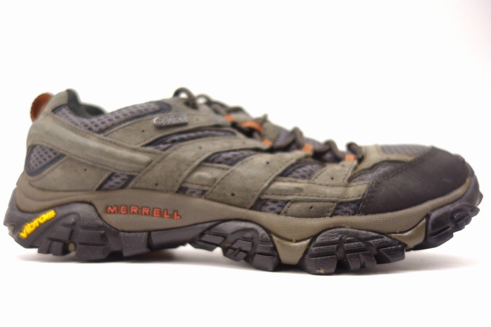 24e3f8d635001a Merrell s Moab 2 Basse Imperméable Athletic Athletic Athletic Soutien Ran  ée Chaussures | Qualité Et ...