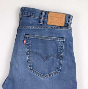 Levi-039-s-Strauss-amp-Co-Hommes-527-Extensible-Jambe-Droite-Jean-Taille-W38-L30