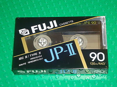 SEALED II   BLANK CASSETTE TAPE FUJI   DR-IX  90  VS 1