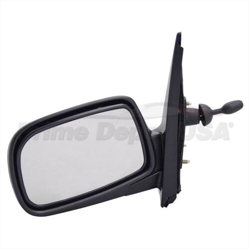 A NEW #1 QUALITY MANUAL REMOTE MIRROR~LEFT DRIVER SIDE~00-01-02-03-04-05 Echo