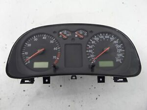 VW-Jetta-Golf-GTI-VR6-KMS-KPH-Instrument-Cluster-Gauges-MK4-1J0919801D-431