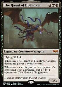 The-Haunt-of-Hightower-FOIL-NM-Buy-a-Box-Promo-Magic-MTG
