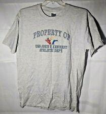 "Property Of /""Your Text/"" Athletic Dept Custom Personal Raglan Baseball T-shirt"