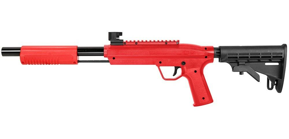 Valken Kids Markierer Tactical Gotcha Gun   Shotgun cal. 50 (0.5 J) - red