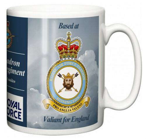 Honington station de base 1 Squadron RAF Regiment Mug Céramique