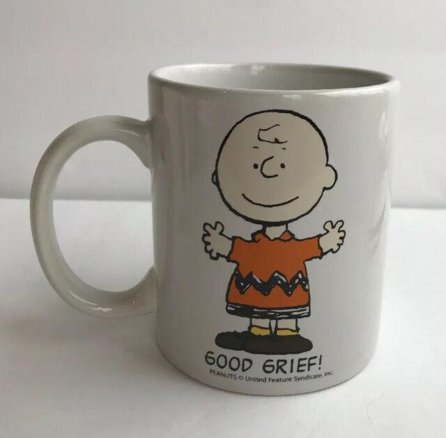 Peanuts Coffee -Gift-Home-office # 10 Snoopy Mug Charlie Brown
