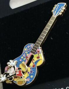 Disney Pin 67978 Guitar Series (Mickey)