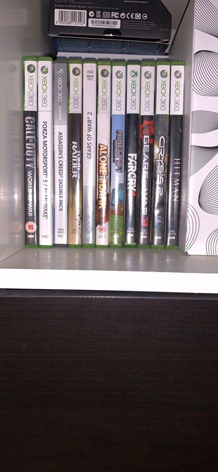 Masser af 360 Xbox spil, Xbox 360, action
