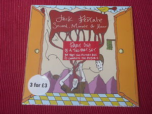 Jack-Penate-Second-minute-of-hour-orig-7-034-NEW-SEALED