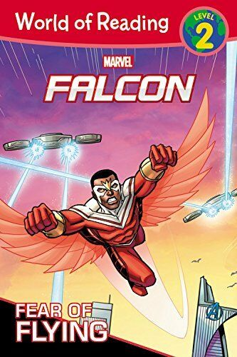 World of Reading:Falcon Fear of Flying (Level 2 Early Reader) (World of Reading: 1
